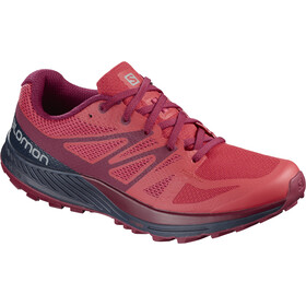 Salomon Sense Escape Shoes Women Hibiscus/Navy Blazer/Beet Red